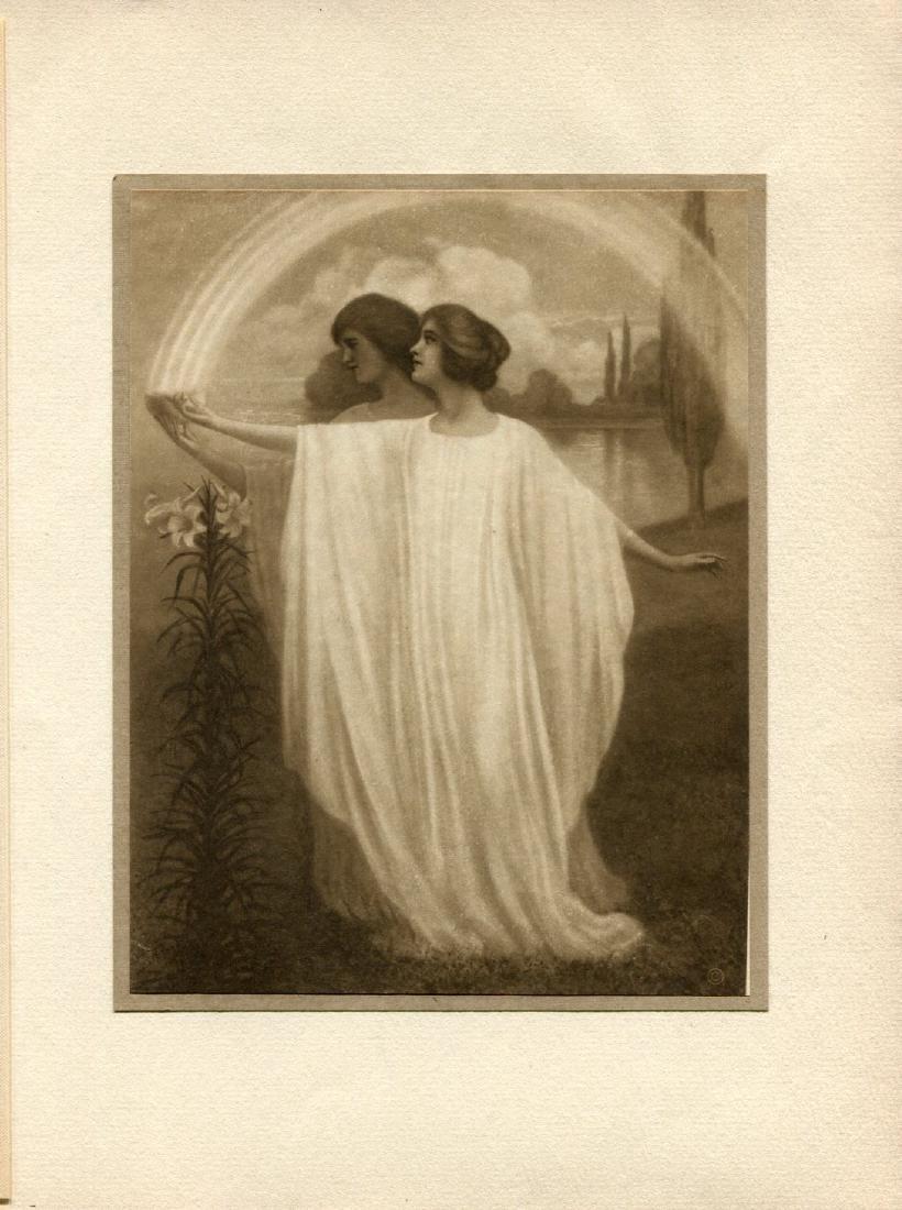 ADELAIDE HANSCOM (LEESON) - Women with rainbow