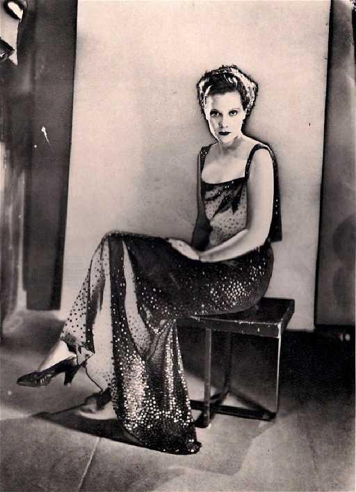 Man Ray fashion photograph. Image via live auctioneers.