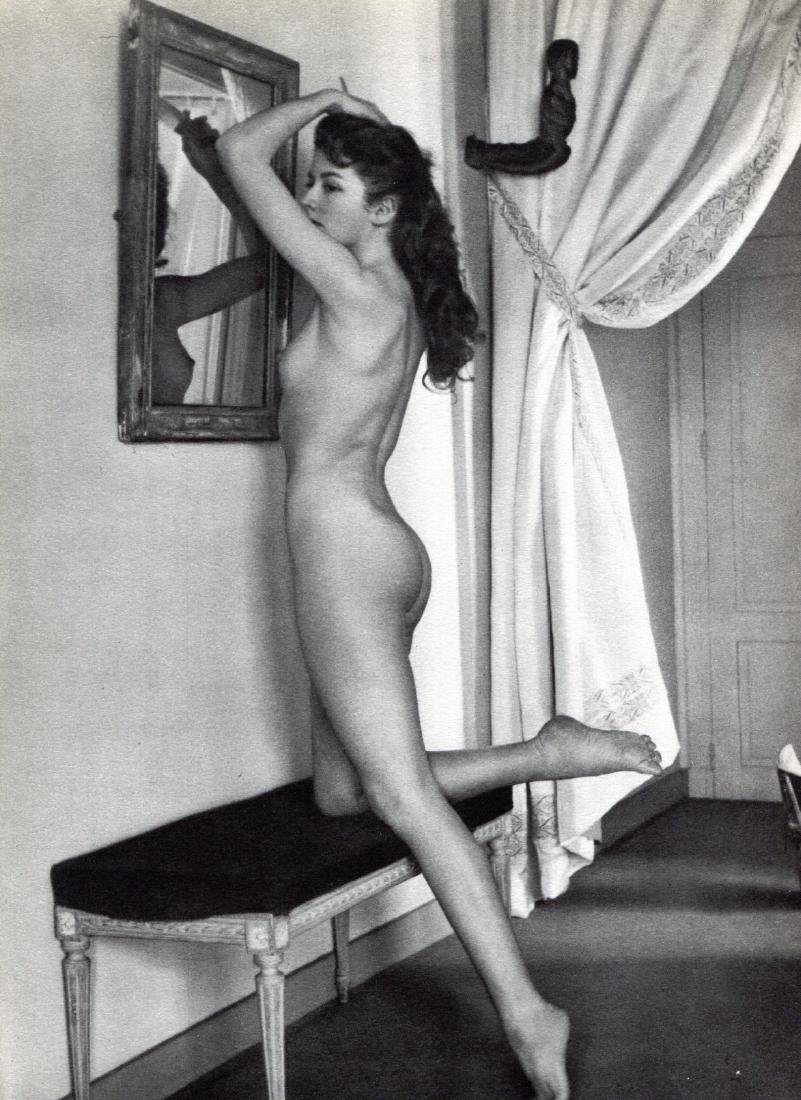 EMILE SAVITRY - Nude  237/300