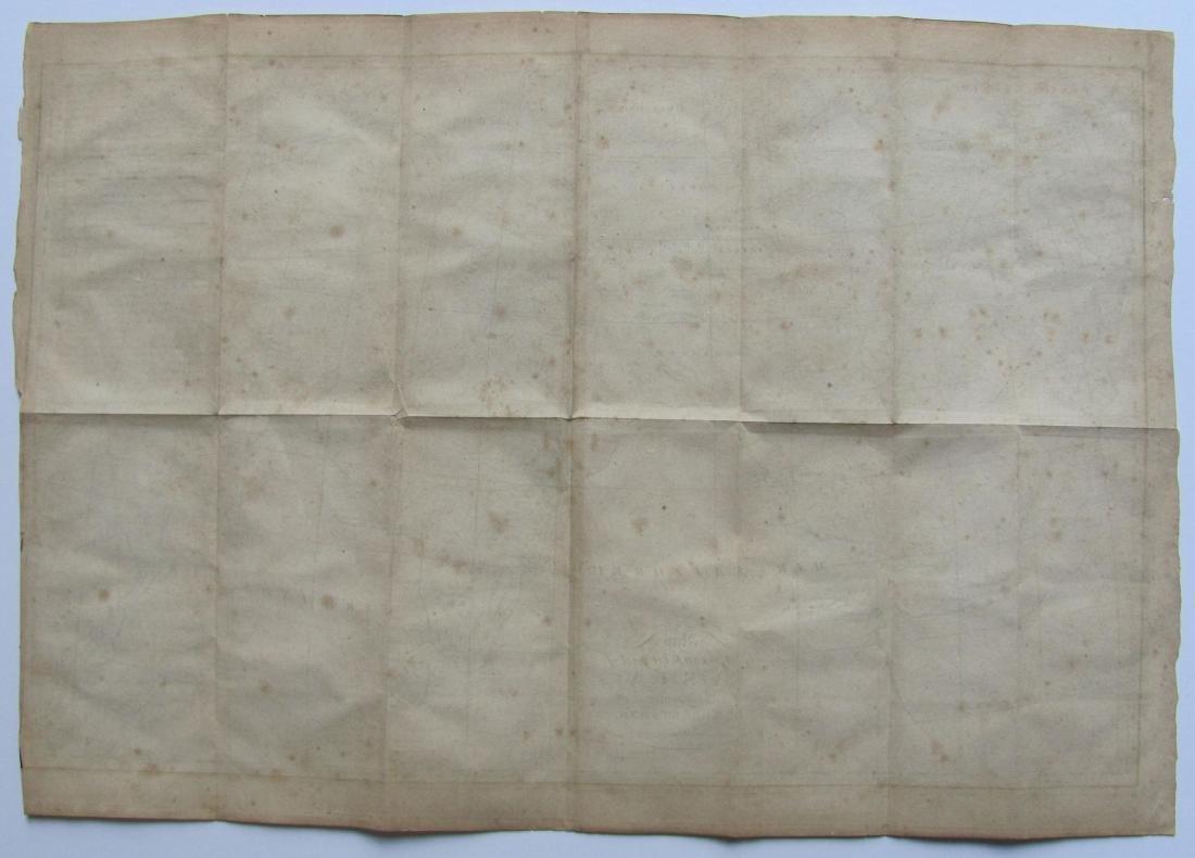 Antique Map of India, 1812 - 4