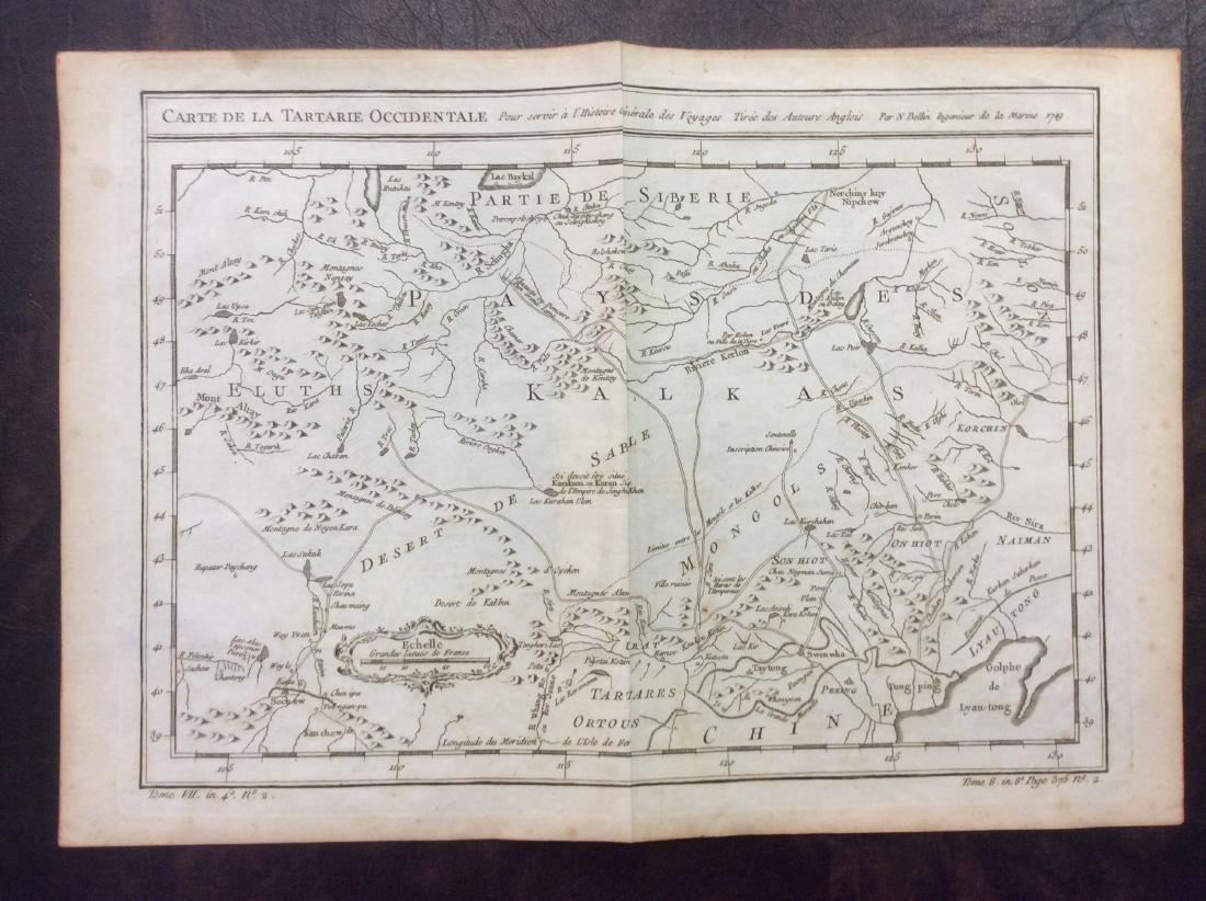 Zatta: Antique Map of East Asia with Korea, 1780