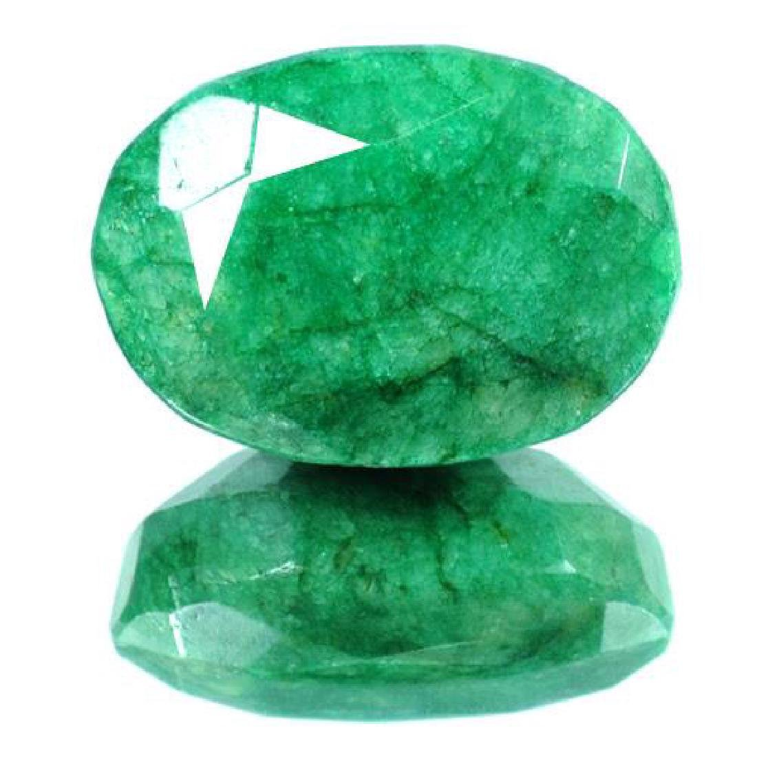 127.40 Carat Loose Emerald, KGCL Cert