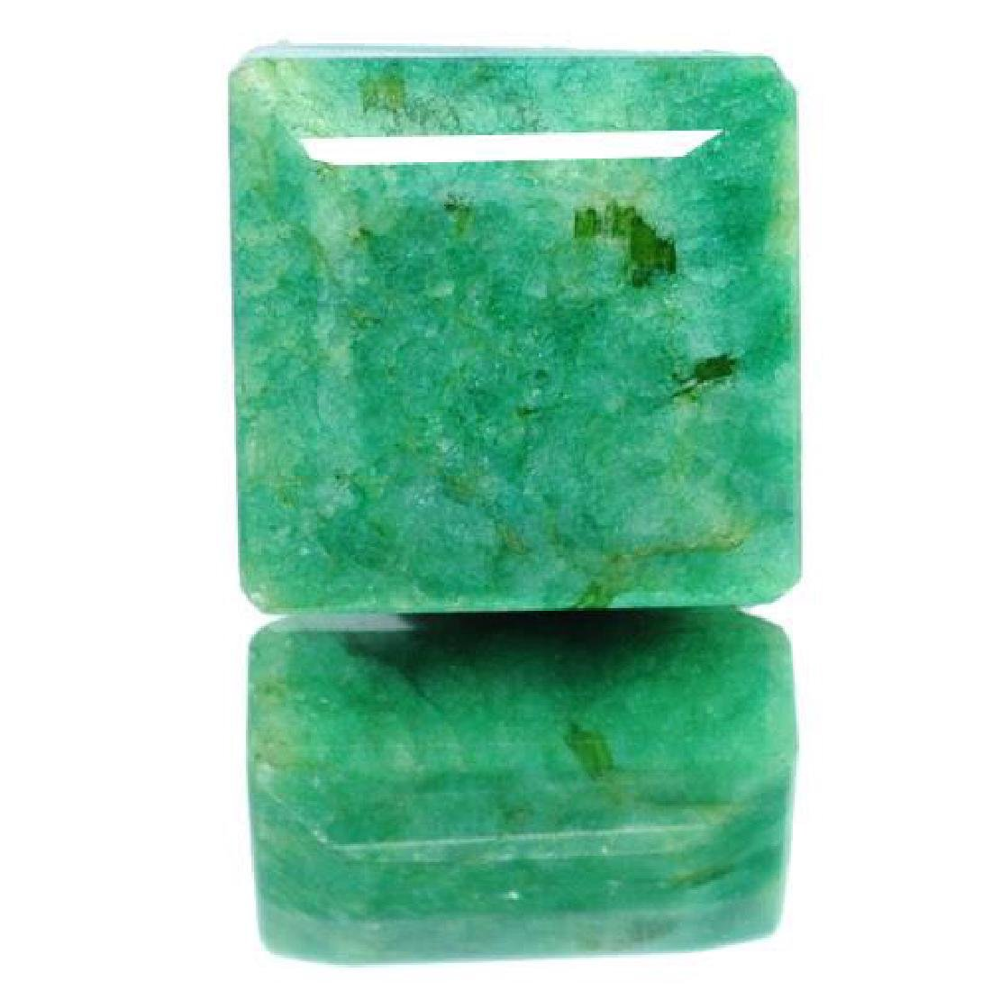 128.00 Carat Loose Emerald, KGCL Cert