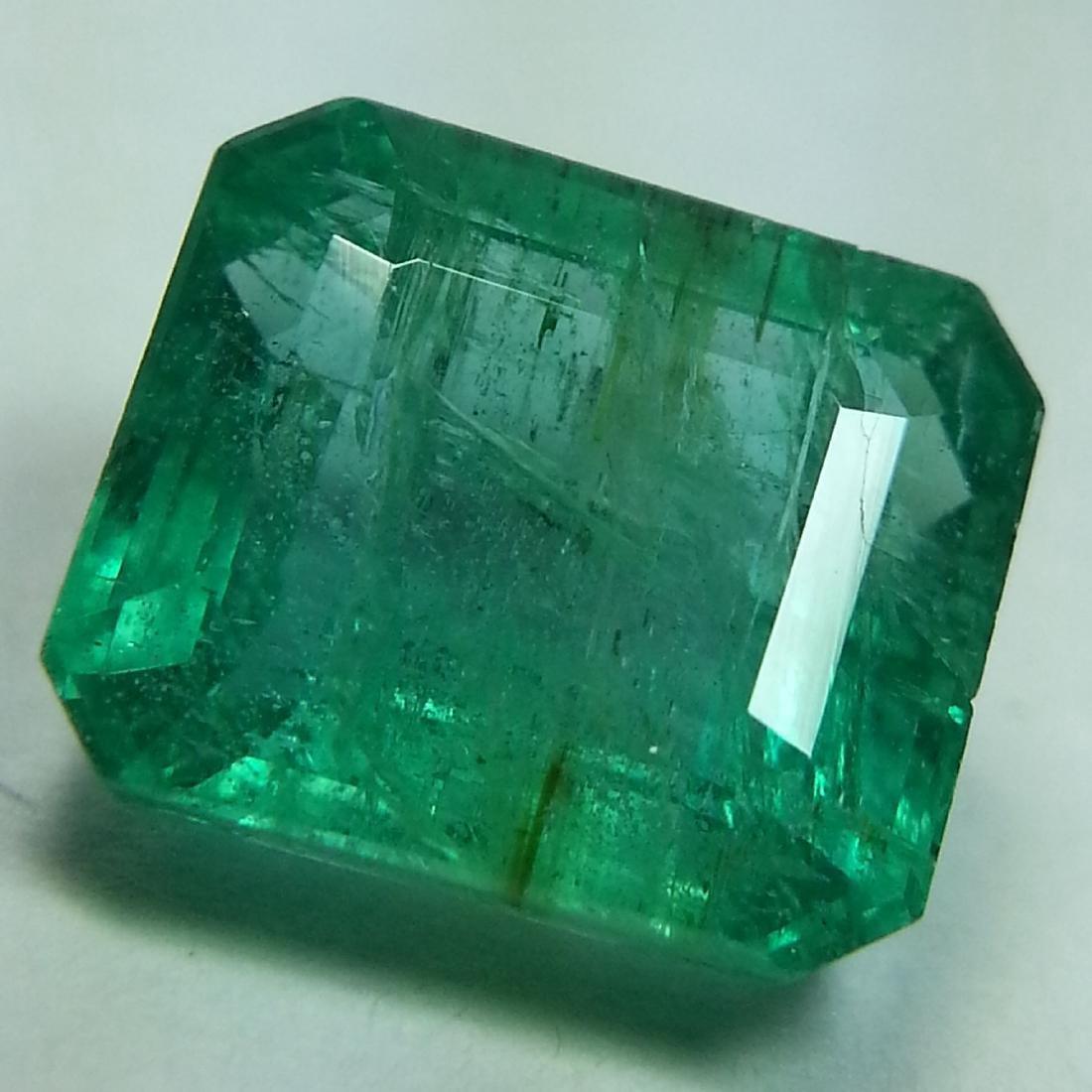 2.90 Carat AAA Loose Emerald