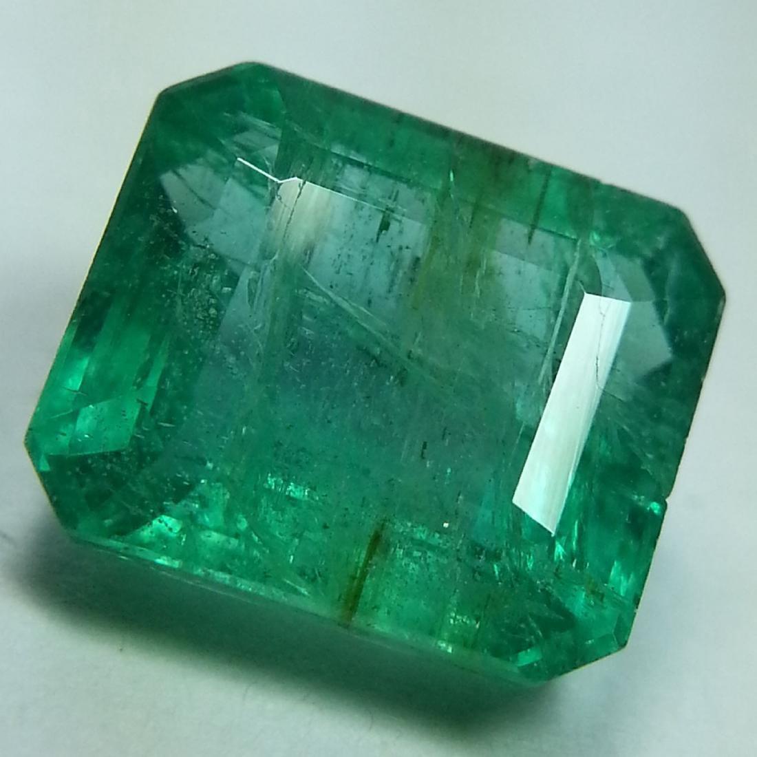 2.90 Carat AAA Loose Emerald - 2