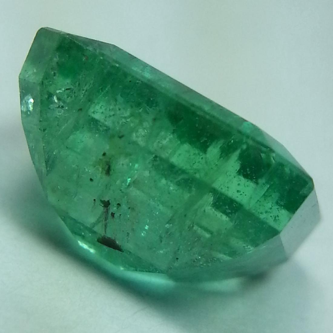 2.90 Carat AAA Loose Emerald - 4