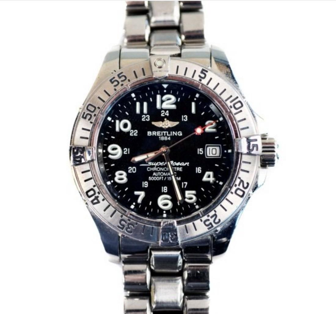Breitling Super Ocean Automatic Watch