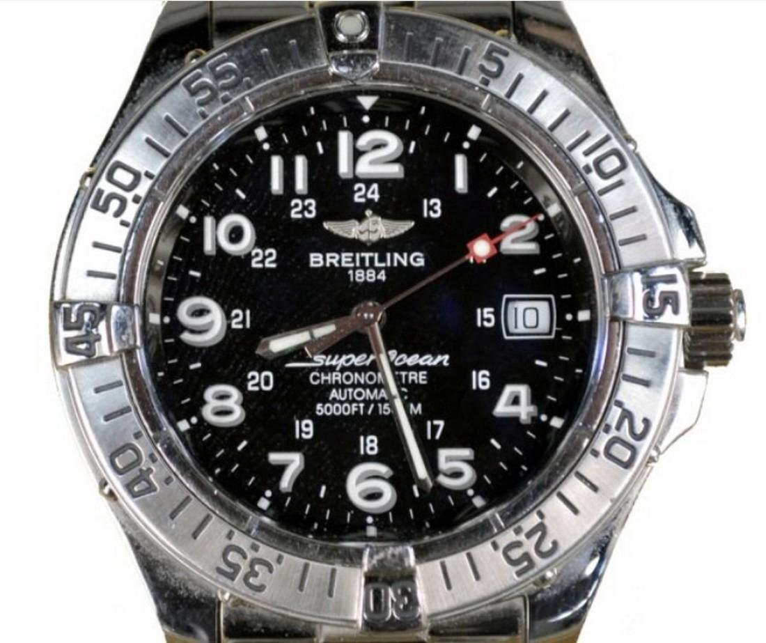Breitling Super Ocean Automatic Watch - 2