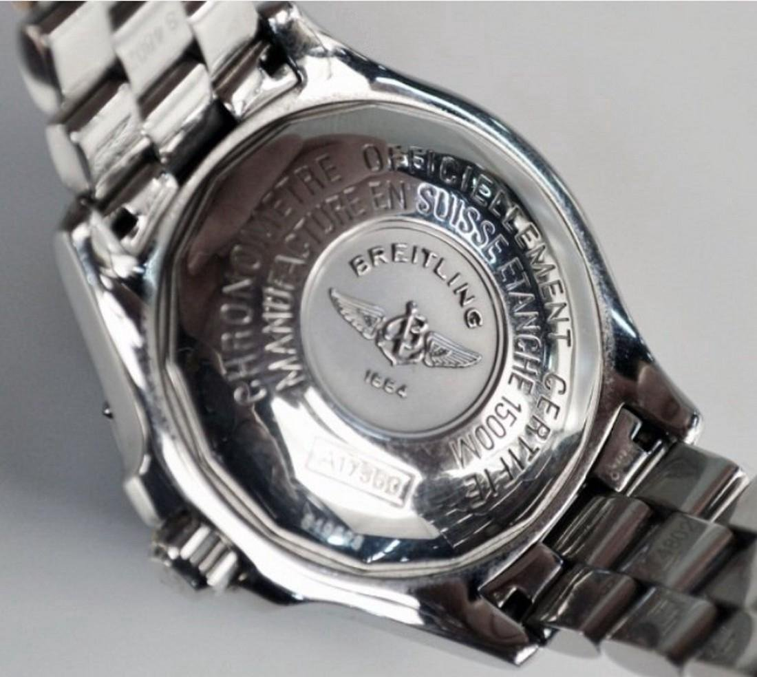 Breitling Super Ocean Automatic Watch - 4