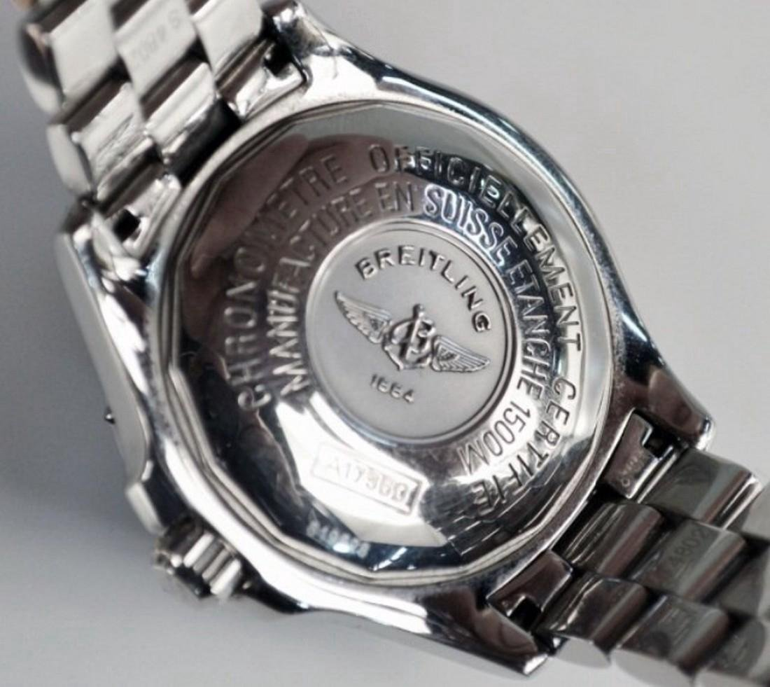 Breitling Super Ocean Automatic Watch - 6