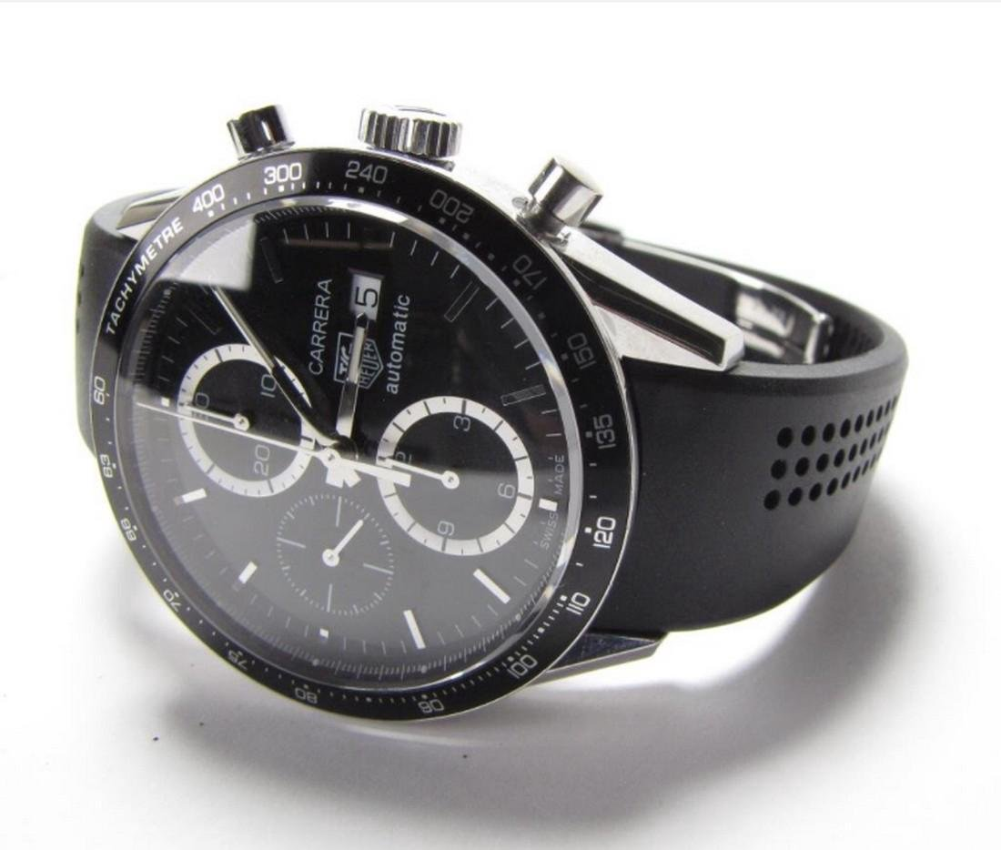 Tag Heuer Automatic Carrera Chronograph Watch - 2