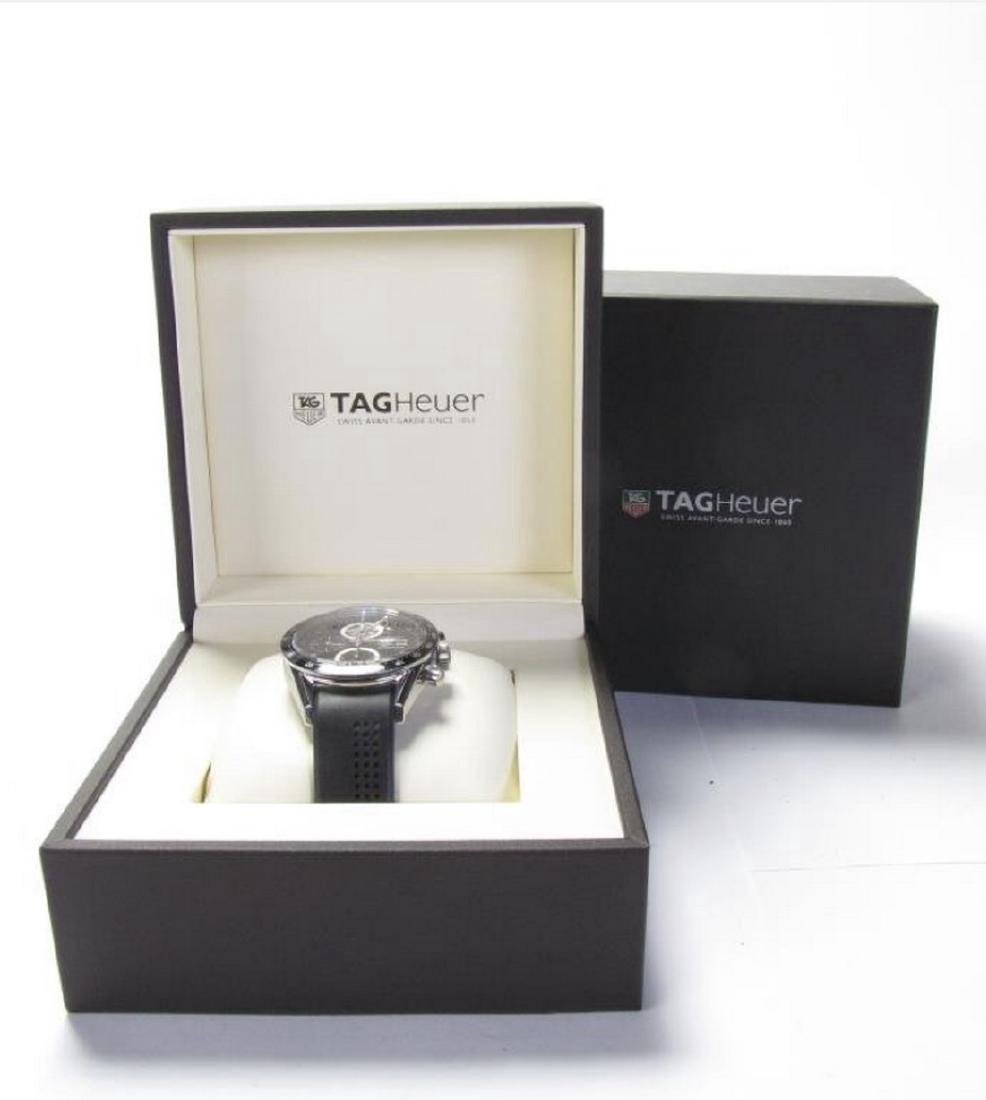 Tag Heuer Automatic Carrera Chronograph Watch - 3