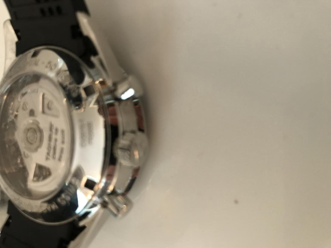 Tag Heuer Automatic Carrera Chronograph Watch - 5