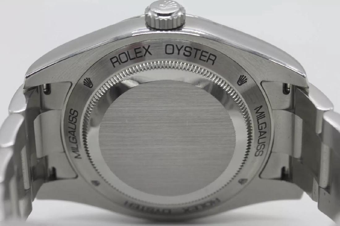 Rolex Oyster Perpetual Milgauss Men's Wristwatch - 2