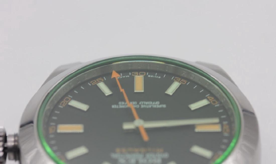Rolex Oyster Perpetual Milgauss Men's Wristwatch - 5