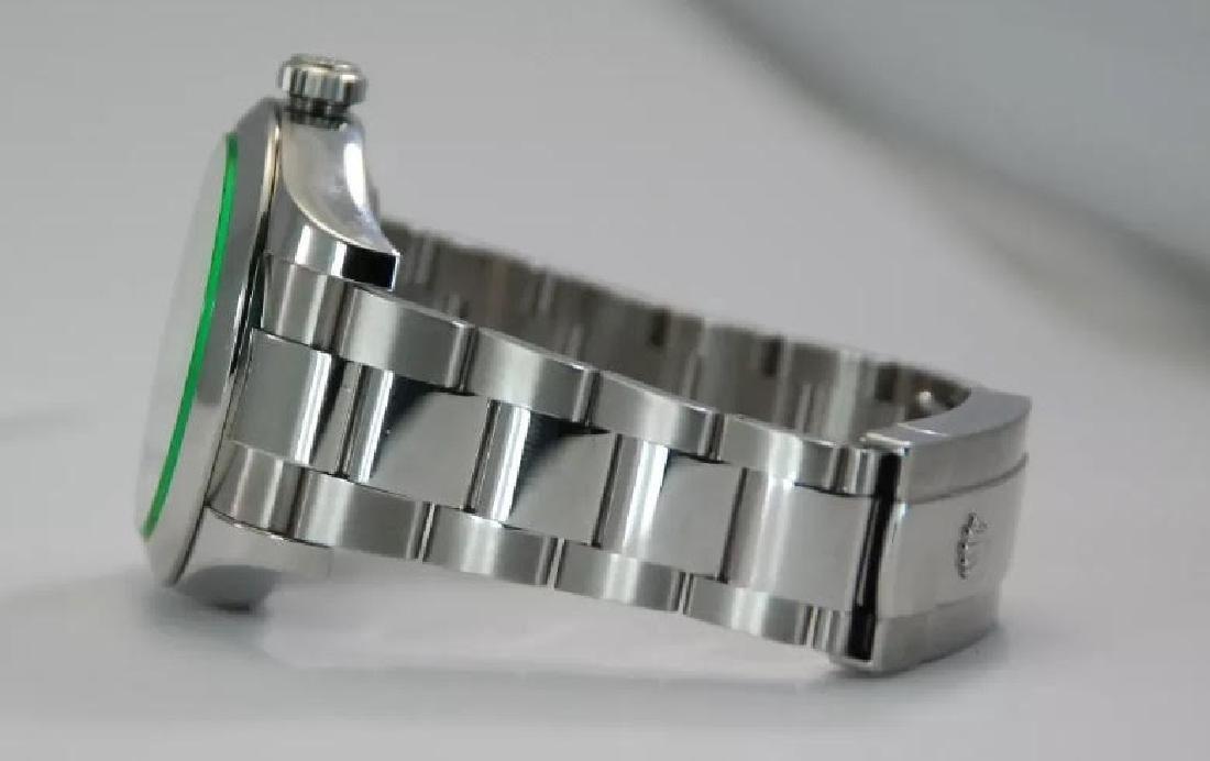 Rolex Oyster Perpetual Milgauss Men's Wristwatch - 6