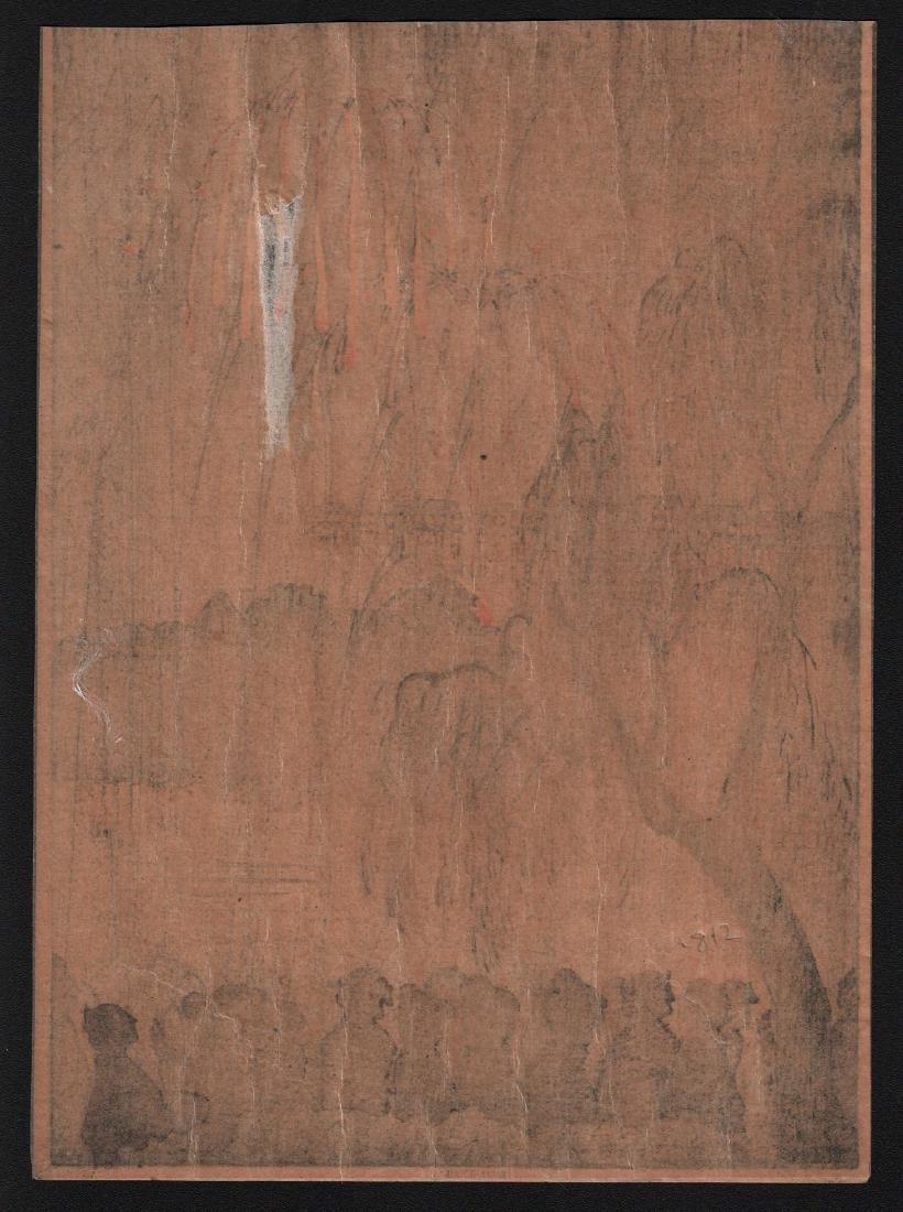 Ando Hiroshige Woodblock Fireworks - 2