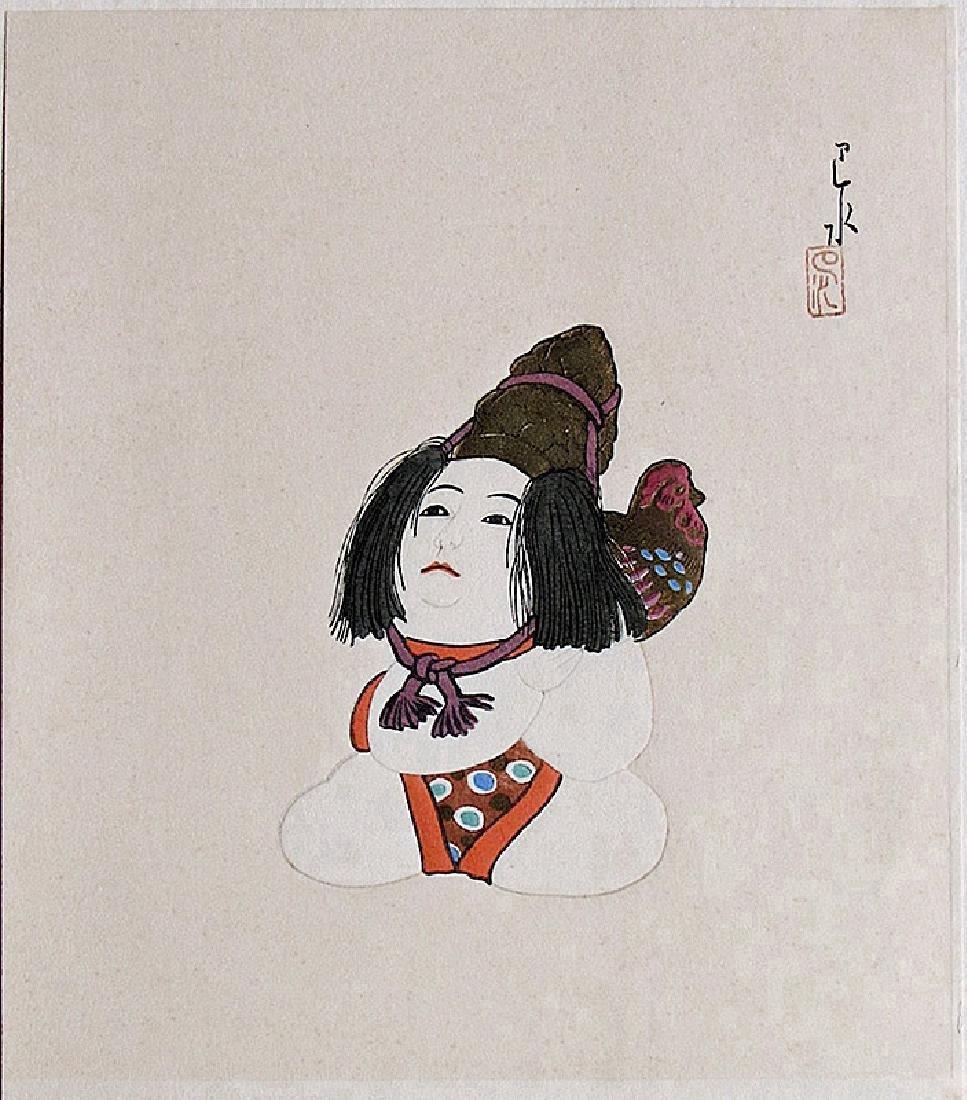 Hasui Kawase Woodblock Doll #18