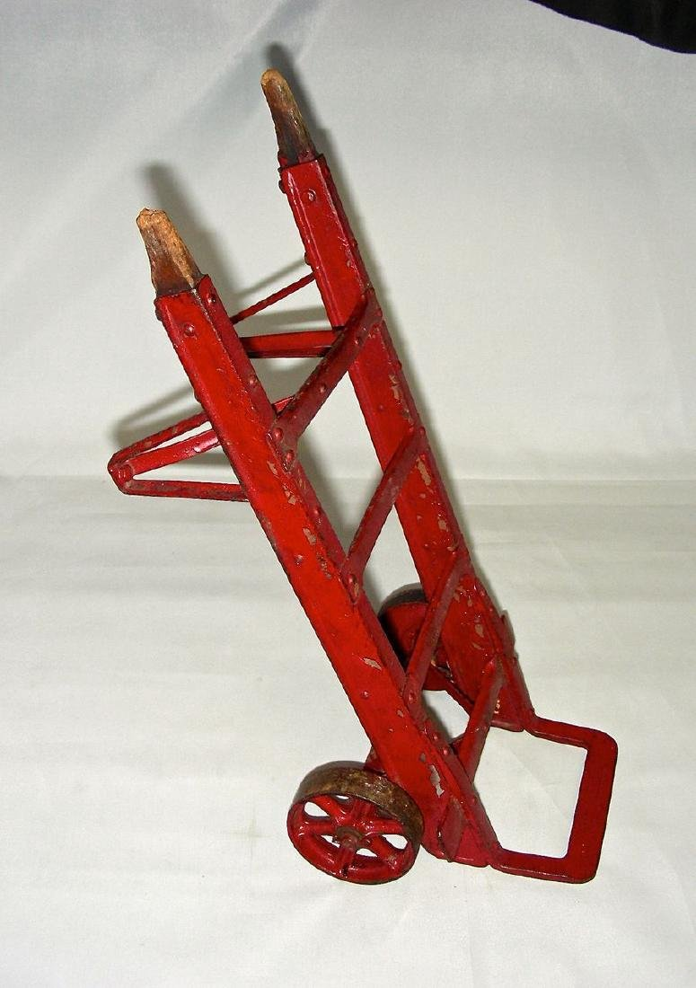 American Pulley Company Salesman's Sample Hand Truck