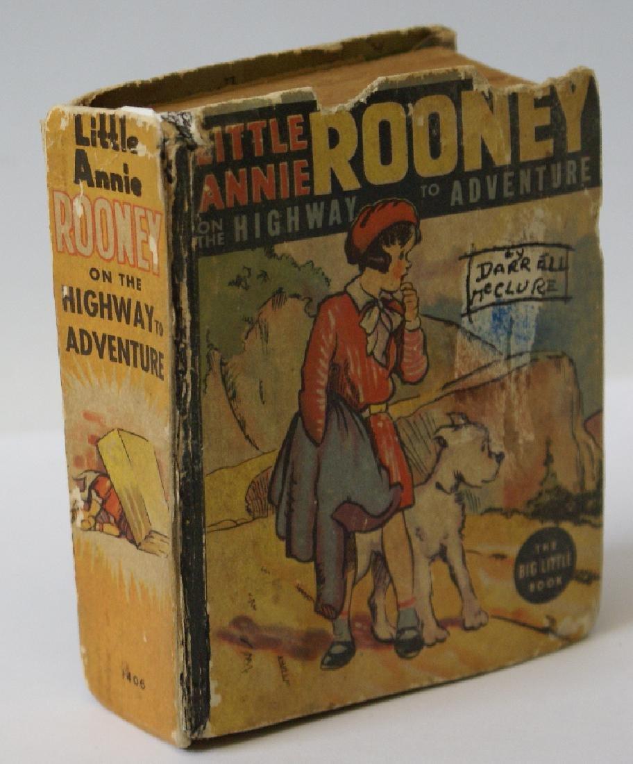 LITTLE ANNIE ROONEY Highway Adventure BIG LITTLE BOOK