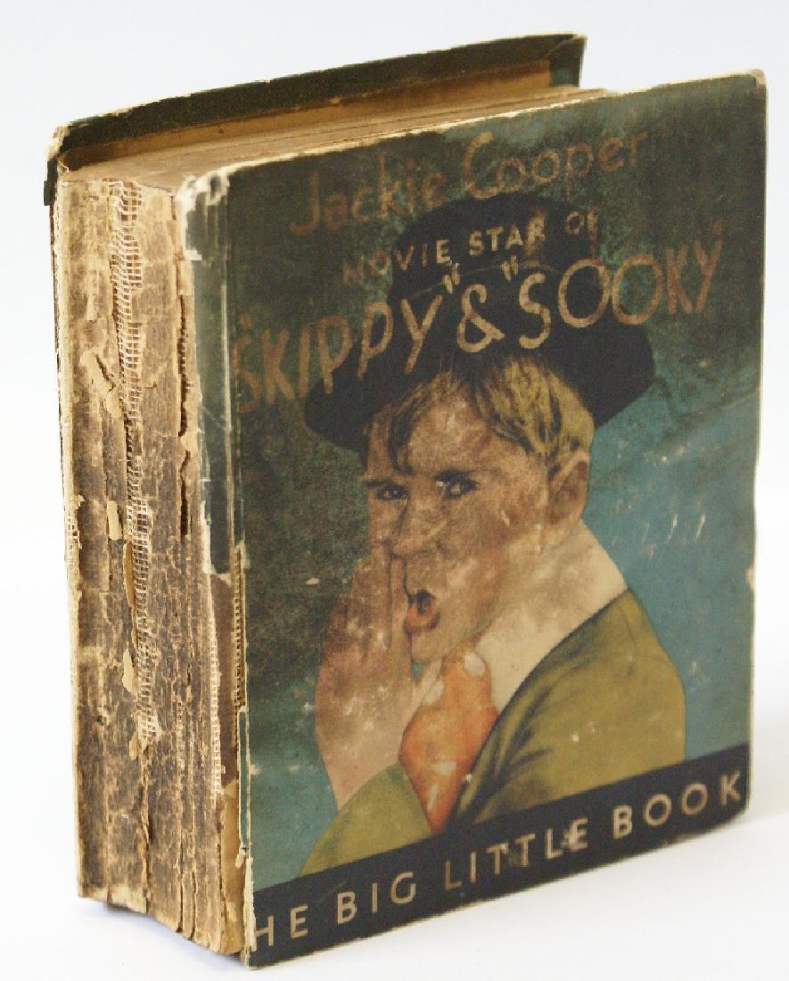 Vintage 1933 JACKIE COOPER MOVIE STAR OF SKIPPY & SOOKY