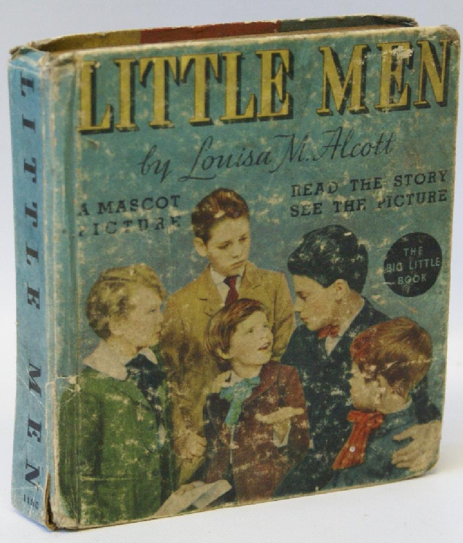 Vintage 1934 LITTLE MEN #1150 BIG LITTLE BOOK