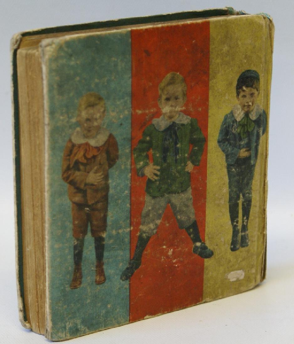 Vintage 1934 LITTLE MEN #1150 BIG LITTLE BOOK - 2