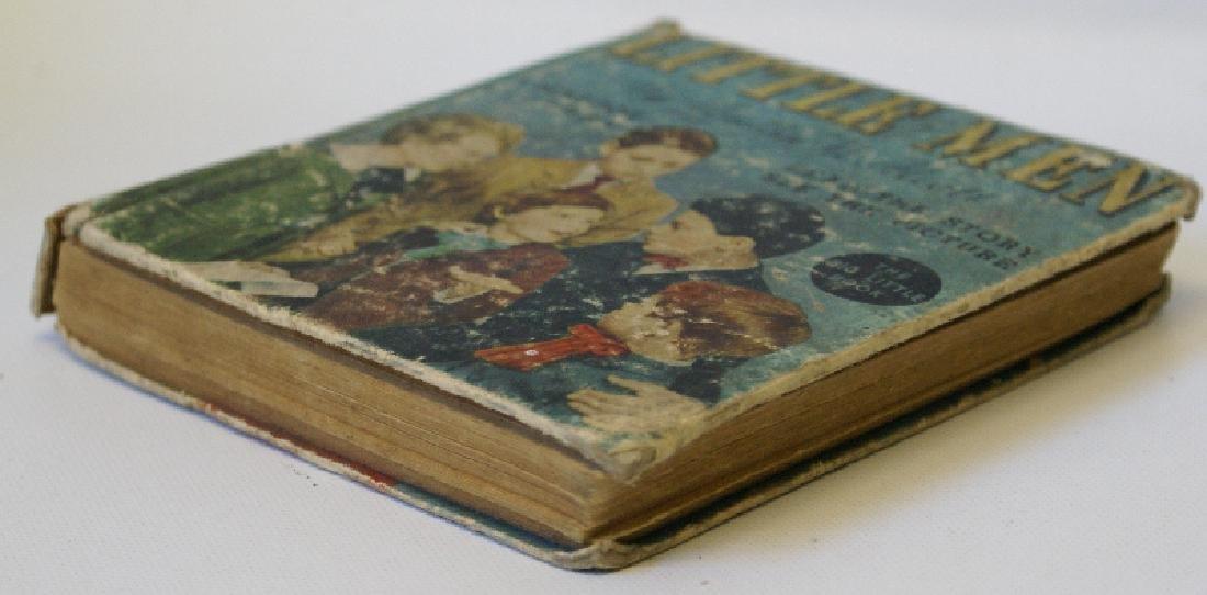 Vintage 1934 LITTLE MEN #1150 BIG LITTLE BOOK - 3