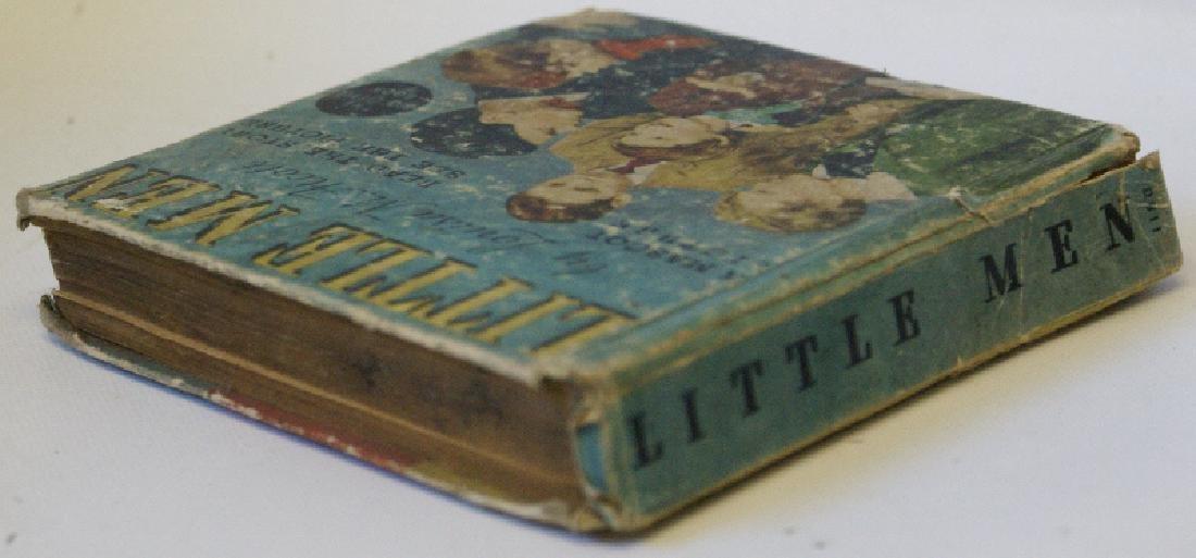 Vintage 1934 LITTLE MEN #1150 BIG LITTLE BOOK - 4