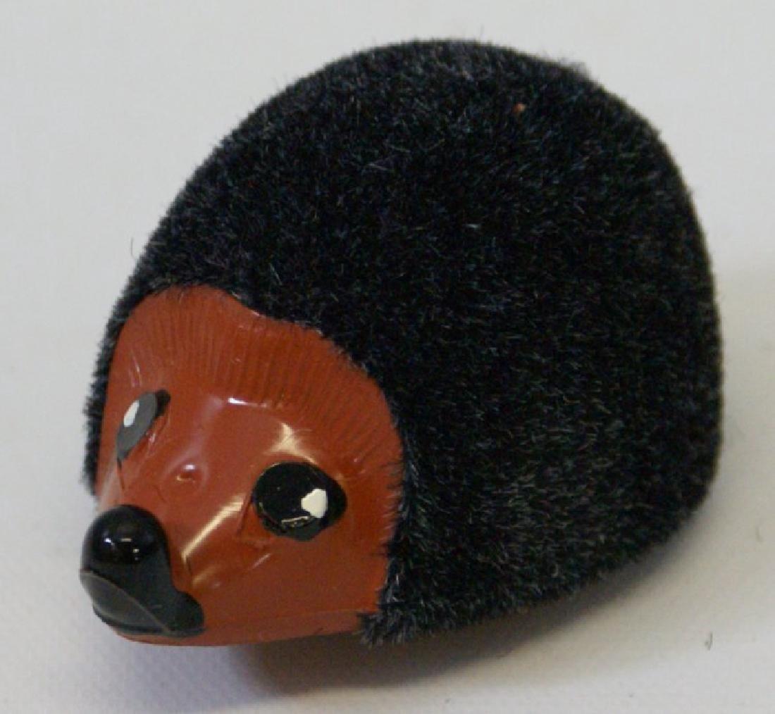 RARE Vintage Friction Lehmann Nunu Baby Hedgehog
