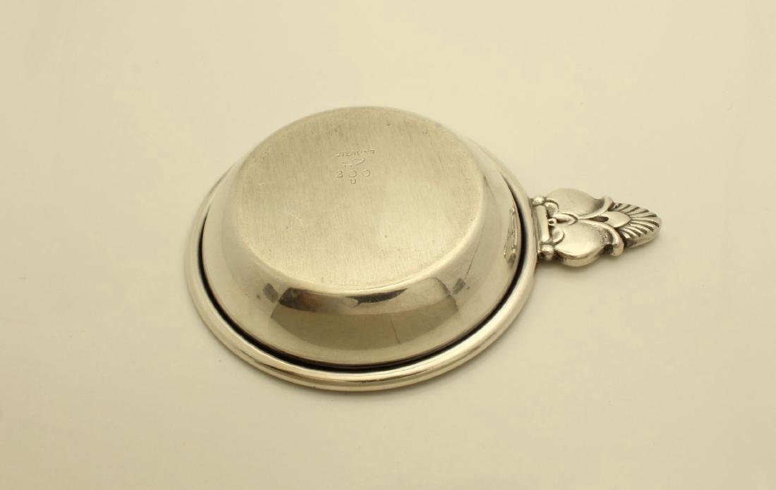 Antique Herbst & Wassall Sterling SIlver Porringer Dish - 3