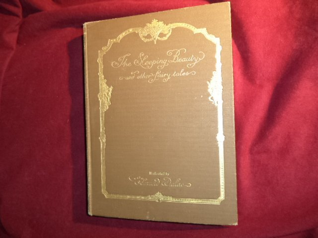 The Sleeping Beauty & Other Fairy Tales First Edition - 2
