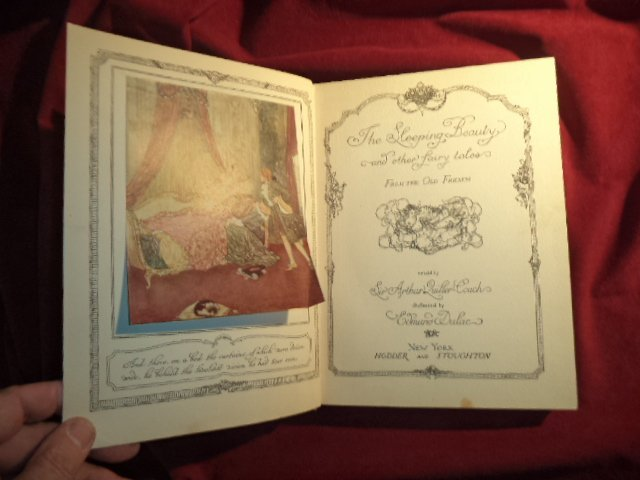 The Sleeping Beauty & Other Fairy Tales First Edition - 4