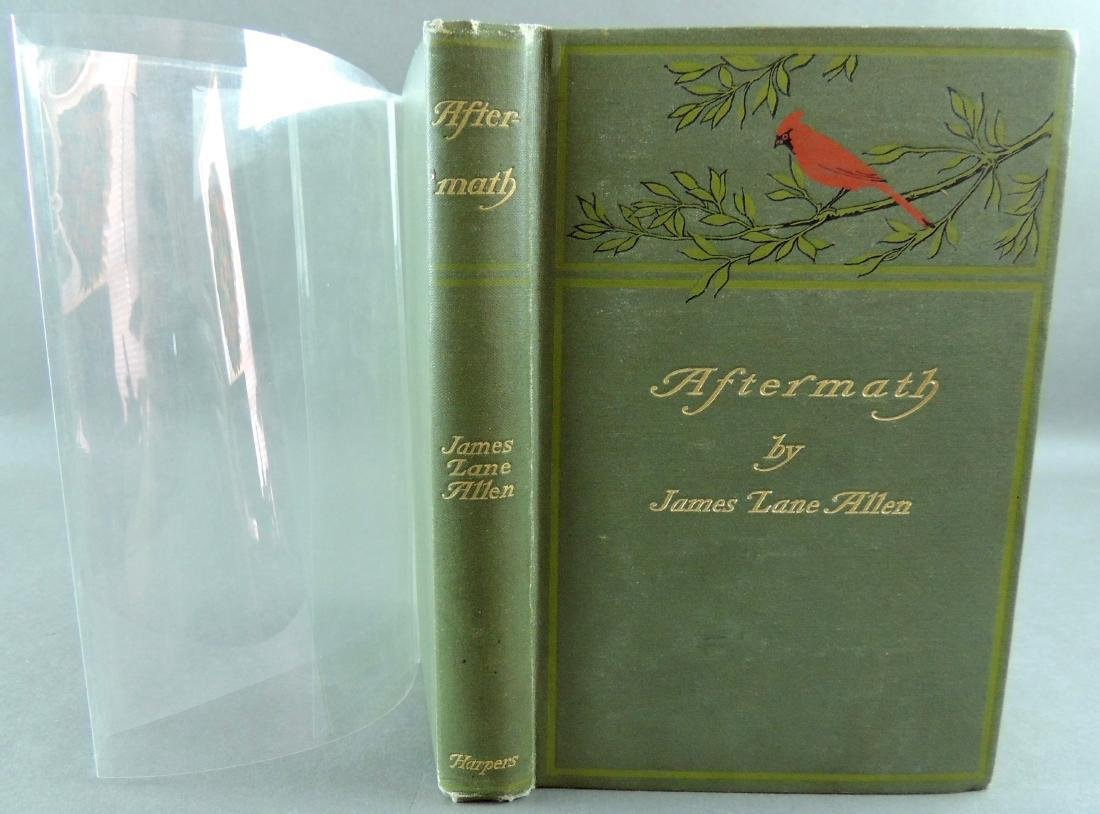 Aftermath by James Lane Allen, 1899