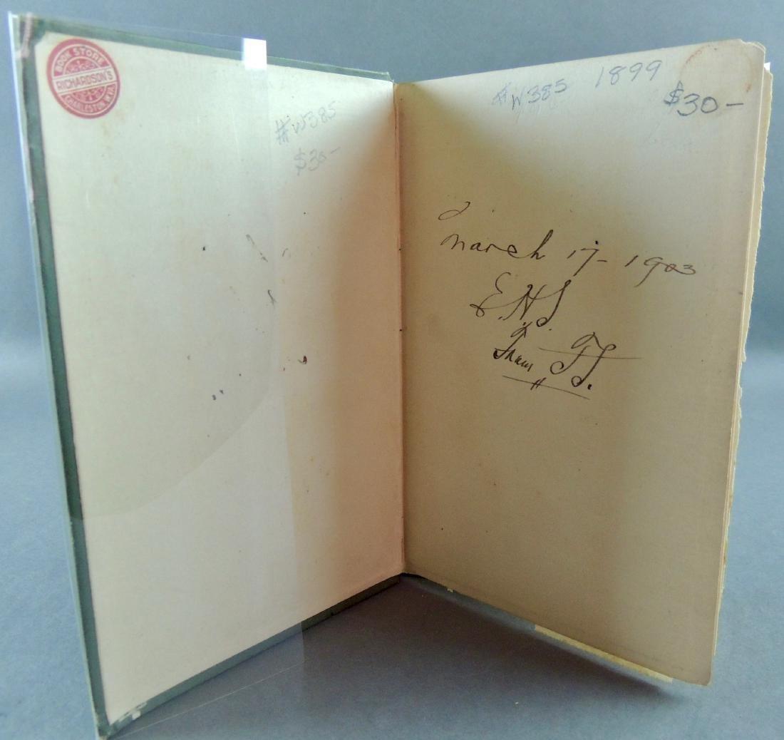 Aftermath by James Lane Allen, 1899 - 5