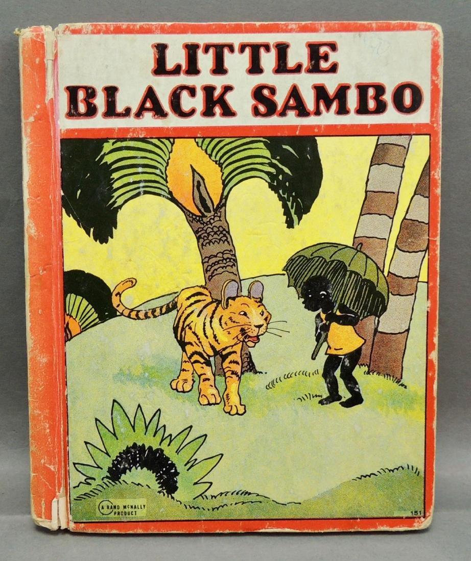 Little Black Sambo, Gingerbread Man Titty, Tatty Mouse