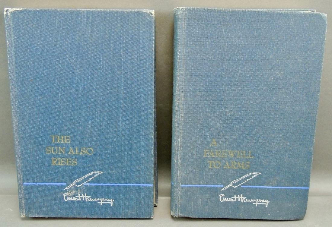 Pair of Ernest Hemingway Books, 1929, 1957