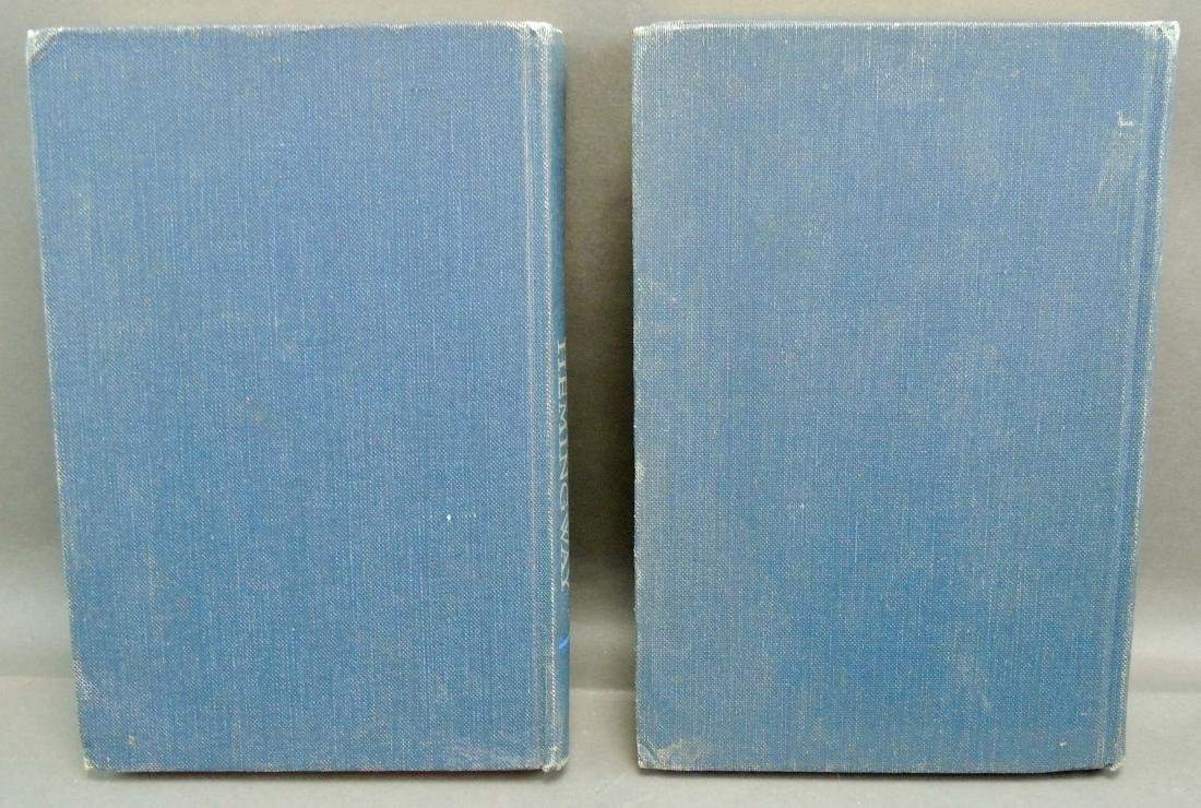 Pair of Ernest Hemingway Books, 1929, 1957 - 3