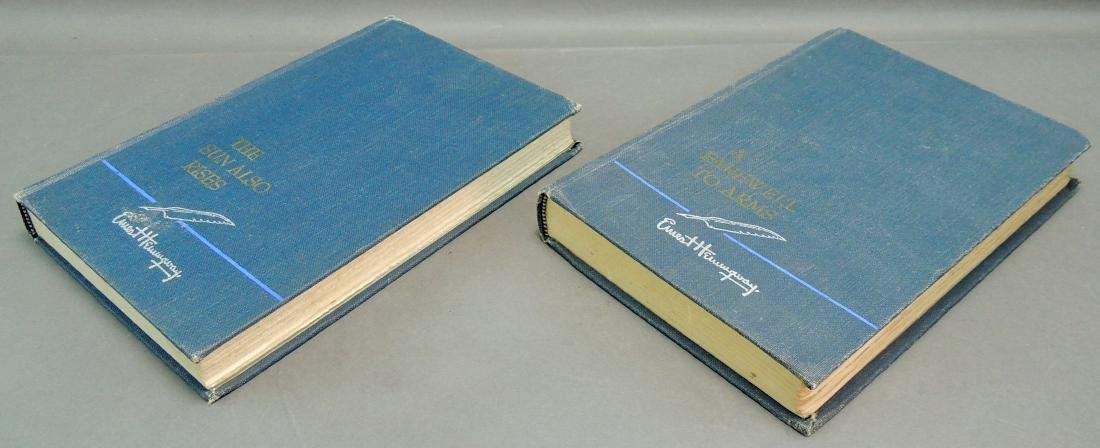 Pair of Ernest Hemingway Books, 1929, 1957 - 8