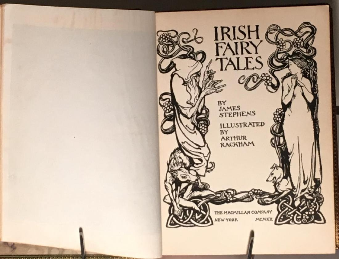 Irish Fairy Tales Special Edition - 2
