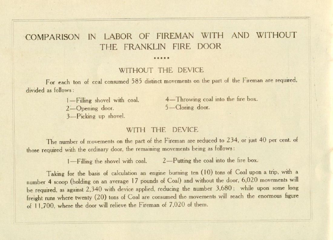 1910 Franklin Railway Supply Co Catalog Railroad - 6