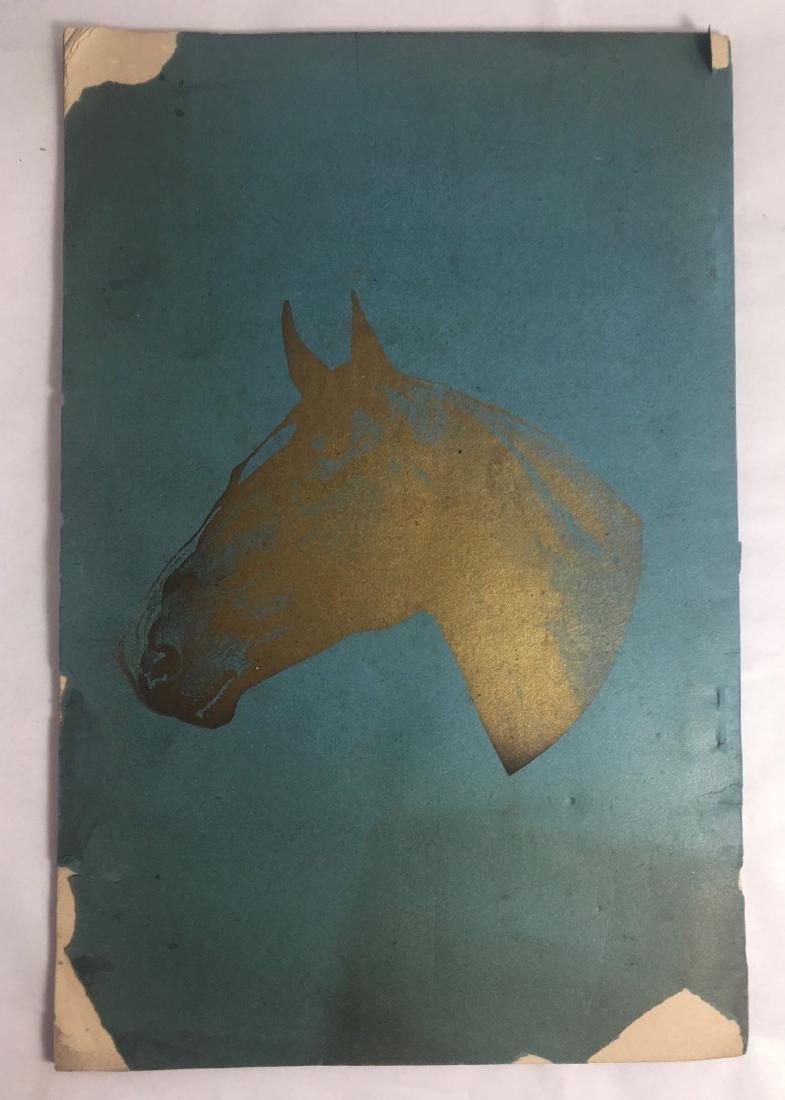 Antique 1895 Louisville Ornamental Weathervanes Catalog - 10