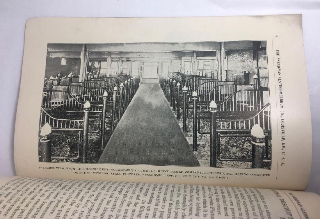 Antique 1895 Louisville Ornamental Weathervanes Catalog - 5