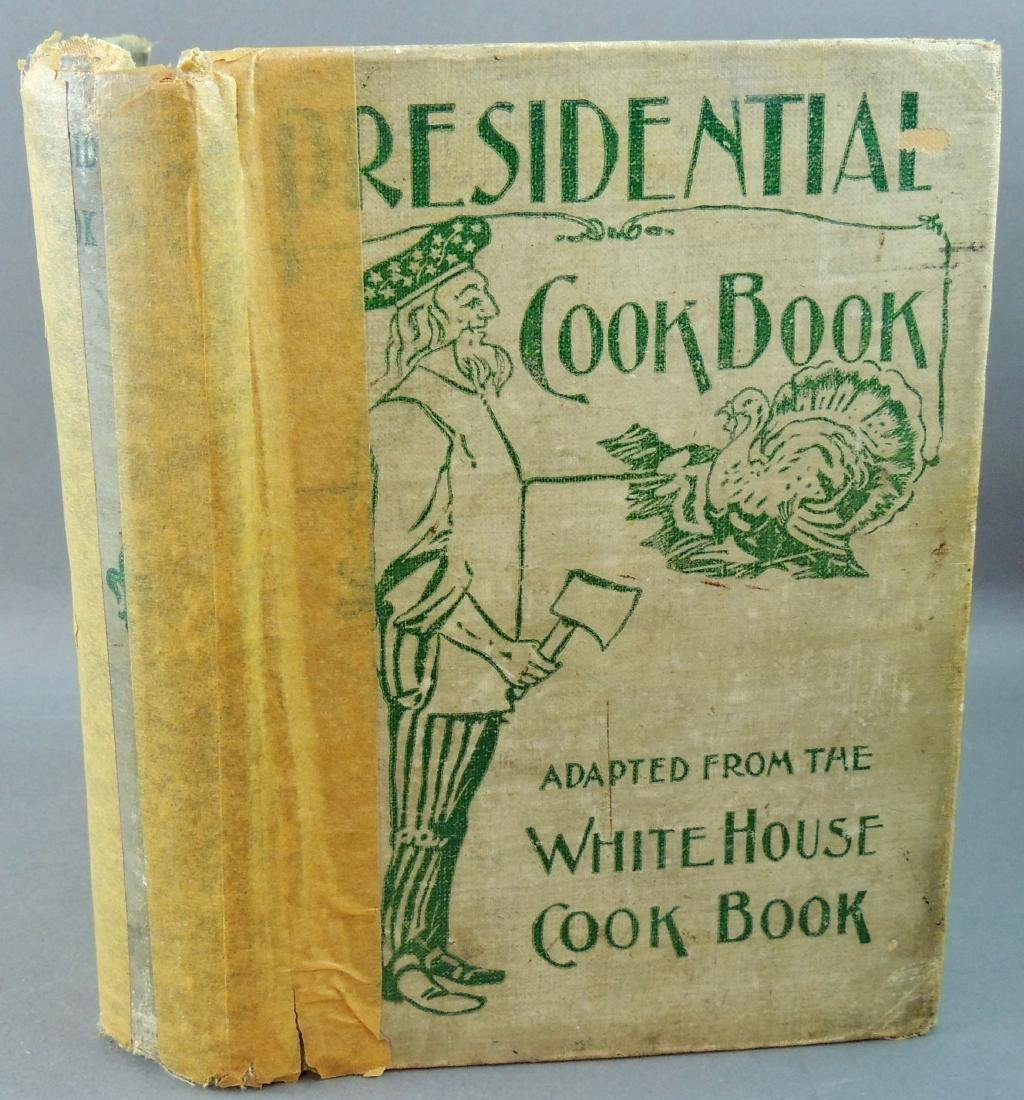 Presidential Cookbook, Adapted White House Cook Book