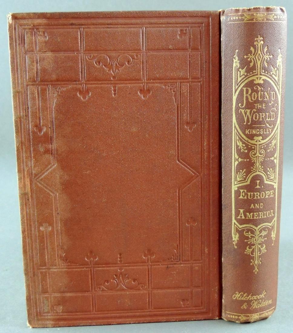 Round the World, Vol. 1, Europe & America, C.1870 - 2