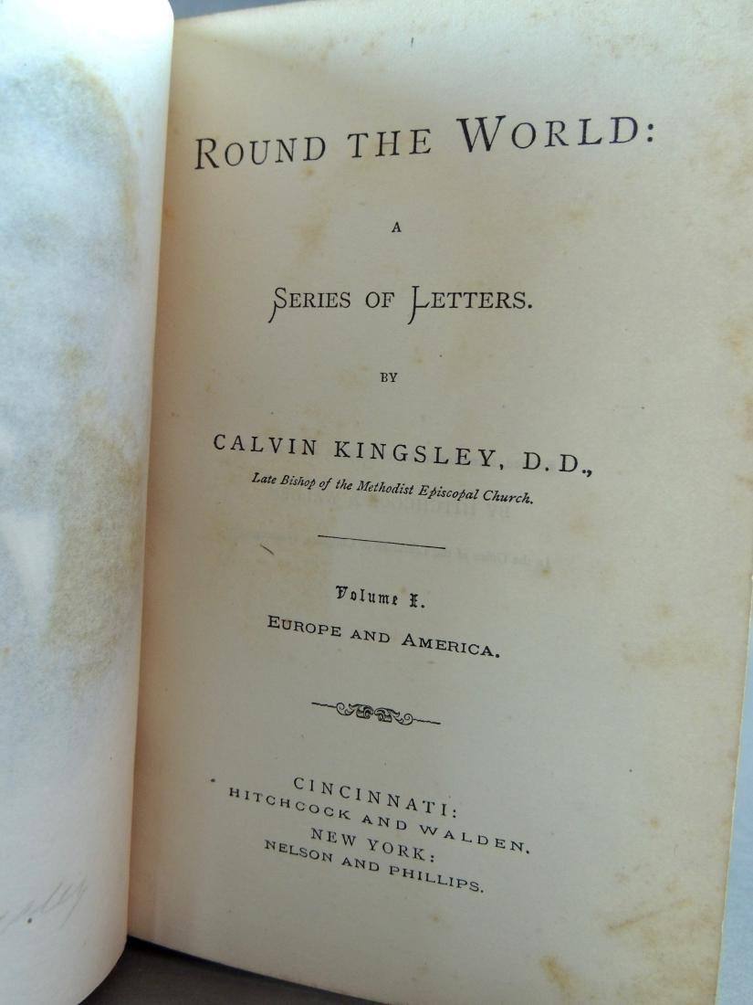 Round the World, Vol. 1, Europe & America, C.1870 - 4