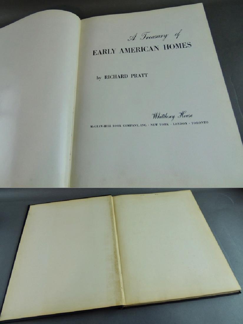 Treasury of Early American Homes, Pratt, 1949 - 3