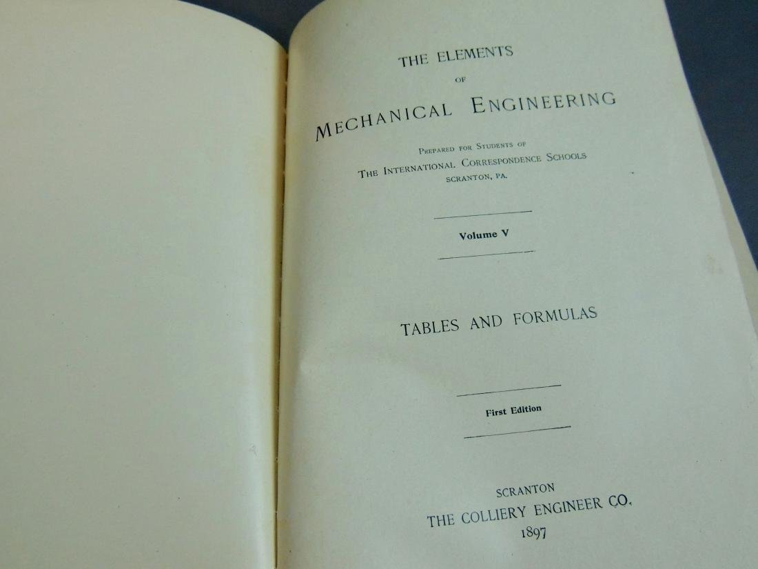 Mechanical Engineering, Tables & Formulas First Edition - 4