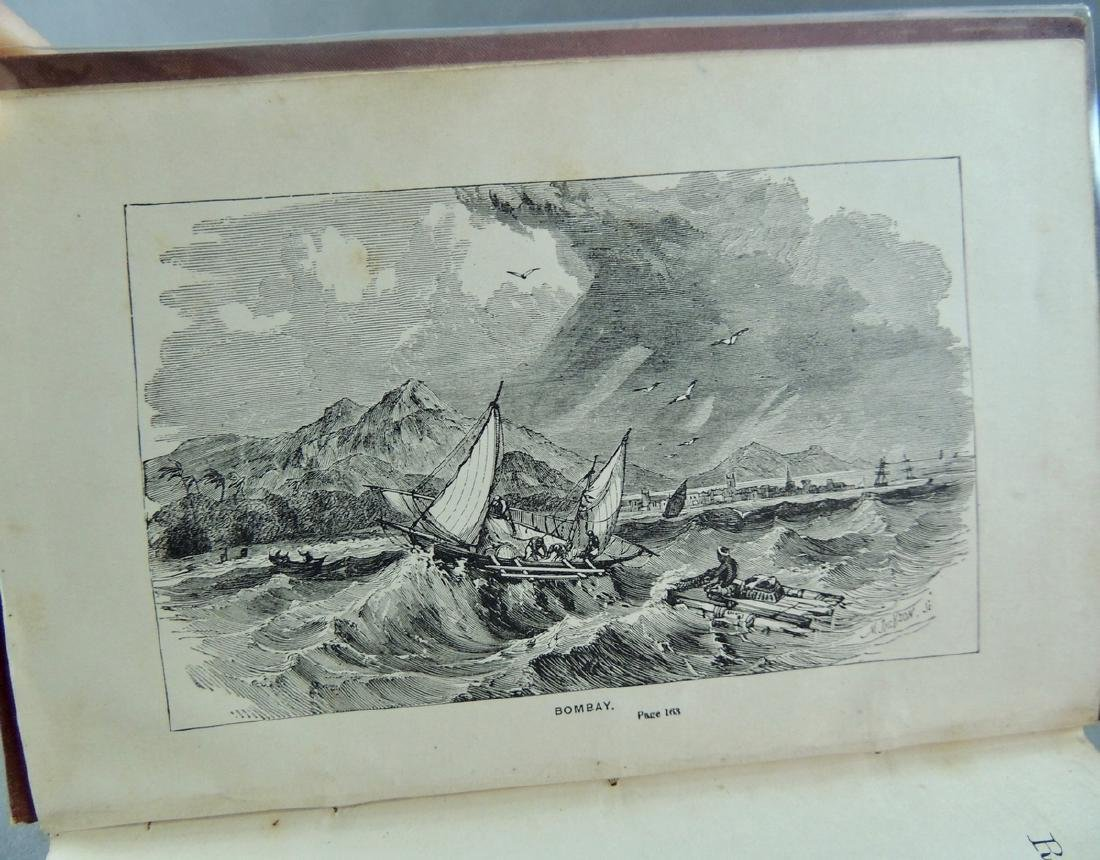 Pictorial Library, Round the World Story of Travel 1881 - 4