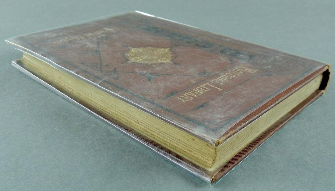 Pictorial Library, Round the World Story of Travel 1881 - 8